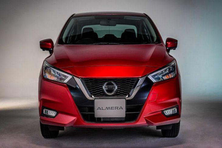 Nissan Almera нового поколения получил турбомотор