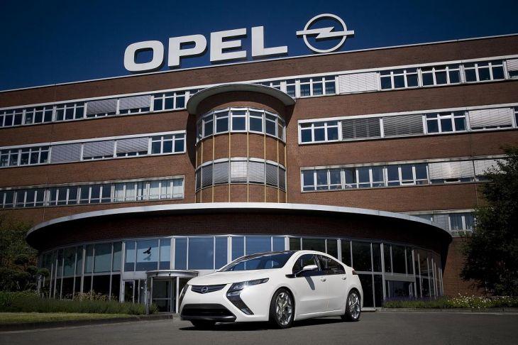 Opel представит 5 обновленных моделей