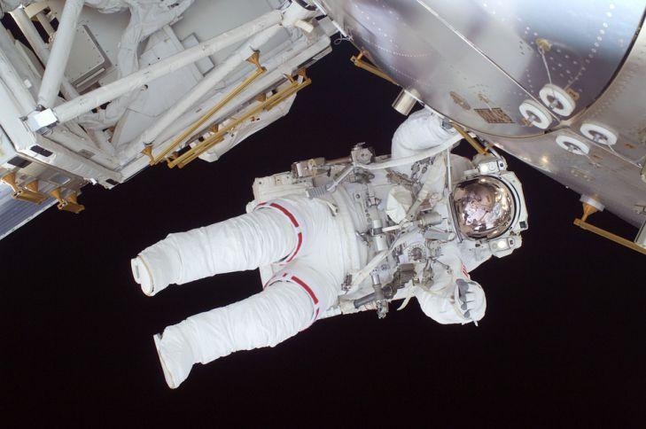nasa food for astronauts - 1 день