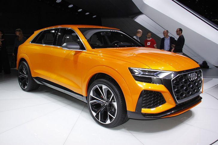 концепт-кар Audi