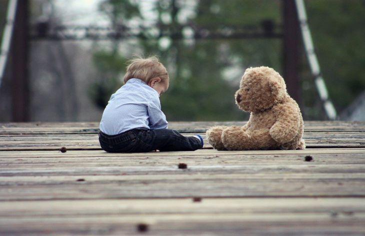 ребенок, мальчик, игрушка