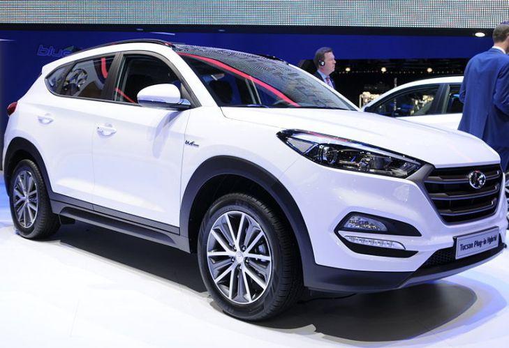 автомобиль Hyundai, автовыставка