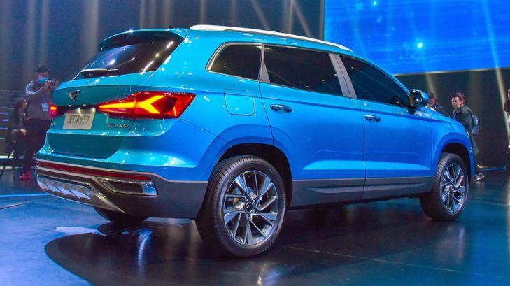 автомобиль Volkswagen, выставка