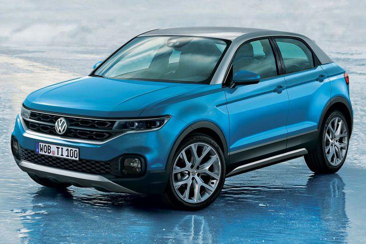 Volkswagen анонсировал бюджетный кроссовер Nivus