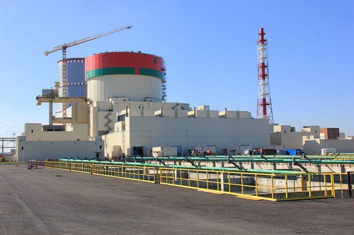 На первом блоке БелАЭС началась горячая обкатка оборудования