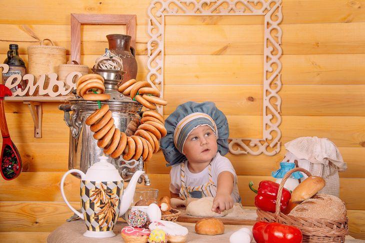 ребенок и еда