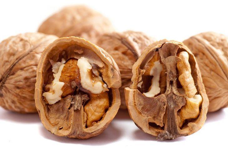 орехи, грецкие орехи