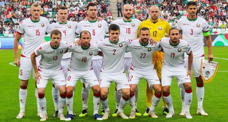Футбол. Сборная Беларуси сыграет с Уэльсом