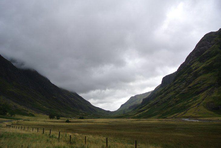 Шотландцы предлагают титул лорда или леди за покупку клочка земли
