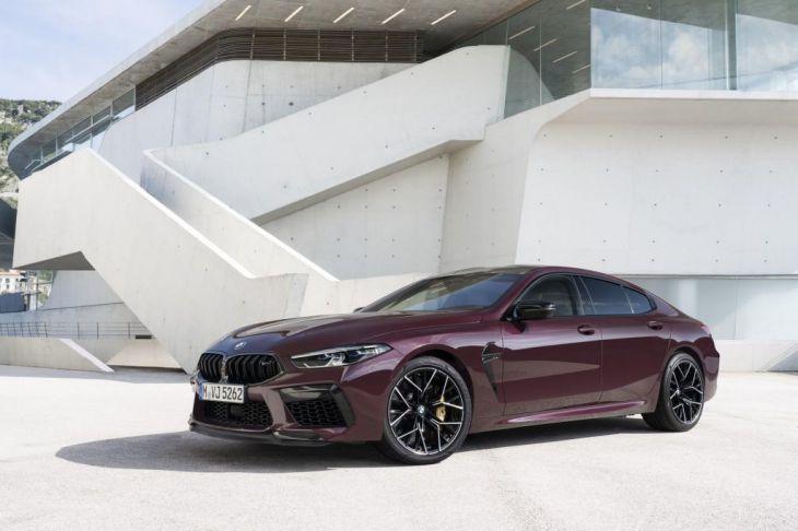 BMW представит на автосалоне в Лос-Анджелесе сразу несколько новых моделей