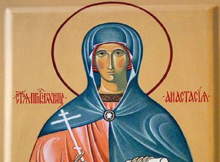 День Анастасии Римской: что нельзя делать 11 ноября
